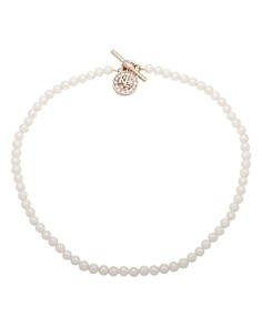 Ralph Lauren - Simulated Pearl Collar Necklace, 17""