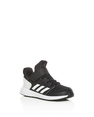 Adidas Boys' Rapidrun Knit Sneaker - Walker, Toddler