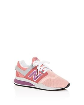 New Balance - Girls' 247 Low-Top Sneakers - Big Kid