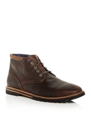 Ripley Grand Leather Chukka Boots