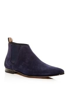 Paul Smith - Men's Marlowe Suede Chelsea Boots