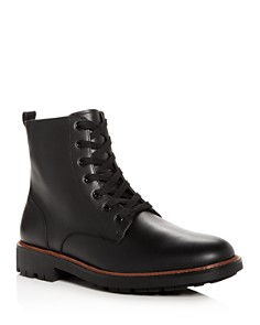 COACH - Men's Leather Boots