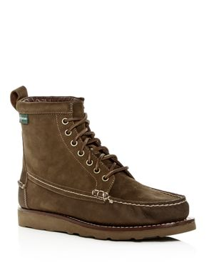 EASTLAND EDITION Eastland 1955 Edition Men'S Sherman 1955 Nubuck Leather Boots in Olive