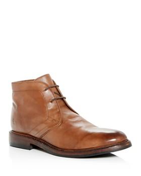 Frye - Men's Murray Leather Chukka Boots