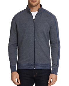 Robert Graham - Osborne Classic Fit Zip Cardigan - 100% Exclusive