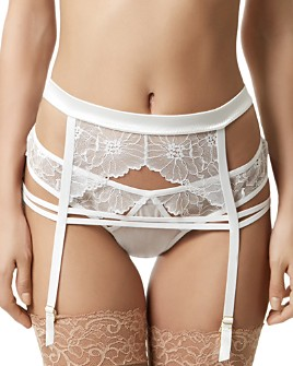 Bluebella - Emerson Lace Suspender Belt