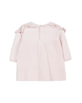 Tartine et Chocolat - Girls' Ruffled Knit Sweater Dress - Baby