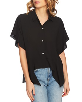 1.STATE - Button-Down Flutter Top