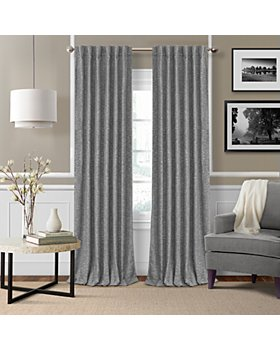 Elrene Home Fashions - Colton Textured Blackout Curtain Collection