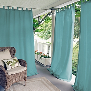Elrene Home Fashions Matine Indoor/Outdoor Window Panel, 52 x 84