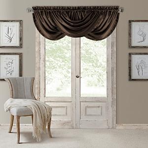 Elrene Home Fashions Versailles Window Valance, 52 x 36