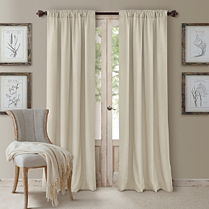 Elrene Home Fashions Cachet Blackout Curtain Panel, 52 x 84