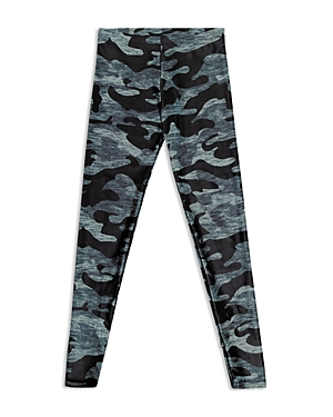 Terez Girls' Camo-Print Leggings - Big Kid