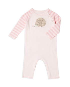 Angel Dear - Girls' Hedgehog Romper - Baby