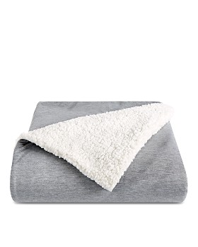 Splendid - Sherpa & Jersey Throw