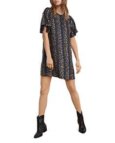Velvet by Graham & Spencer - Sequin Shift Dress