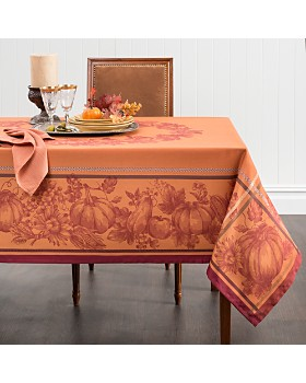 "Benson Mills - Harvest Royalty Jacquard Tablecloth, 60"" x 104"""