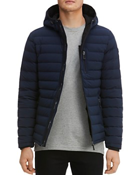 Moose Knuckles - Fullcrest Hooded Down Jacket