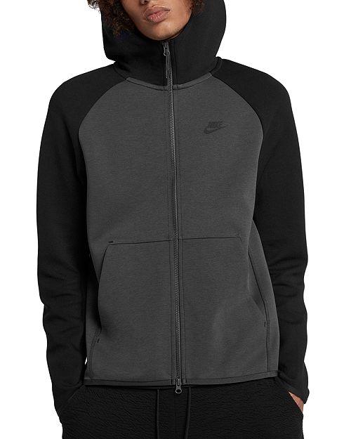 Nike Tech Fleece Color-Block Hoodie   Bloomingdale s f133a47ff892