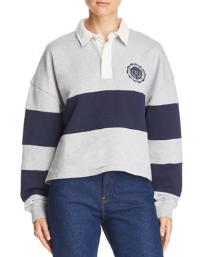 Tommy Jeans Rugby Sweatshirt