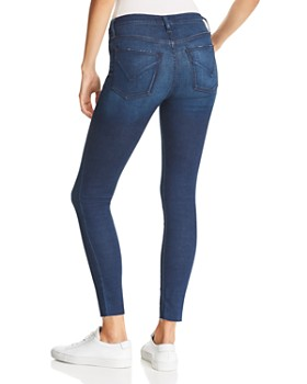 Hudson - Nico Super-Skinny Jeans in Midway