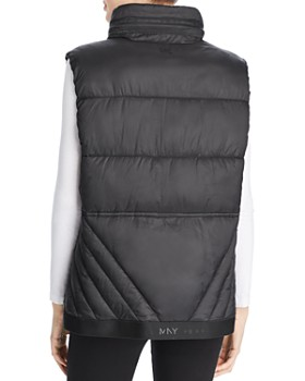 Marc New York - Packable Hooded Puffer Vest