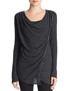 Marc New York - Hachi Thermal Overlay Top