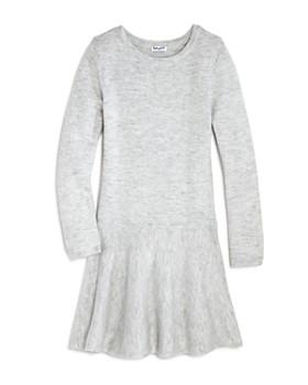 Splendid - Girls' Drop-Waist Sweater Dress - Big Kid