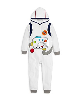 Dream Life - Boys' Fleece Astronaut Romper - Little Kid, Big Kid