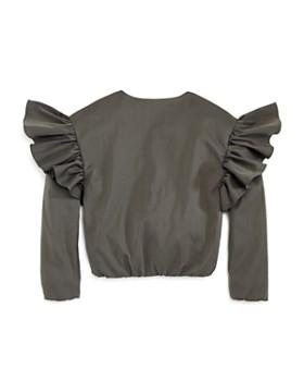 Habitual - Girls' Sorelli Flutter Jacket - Big Kid