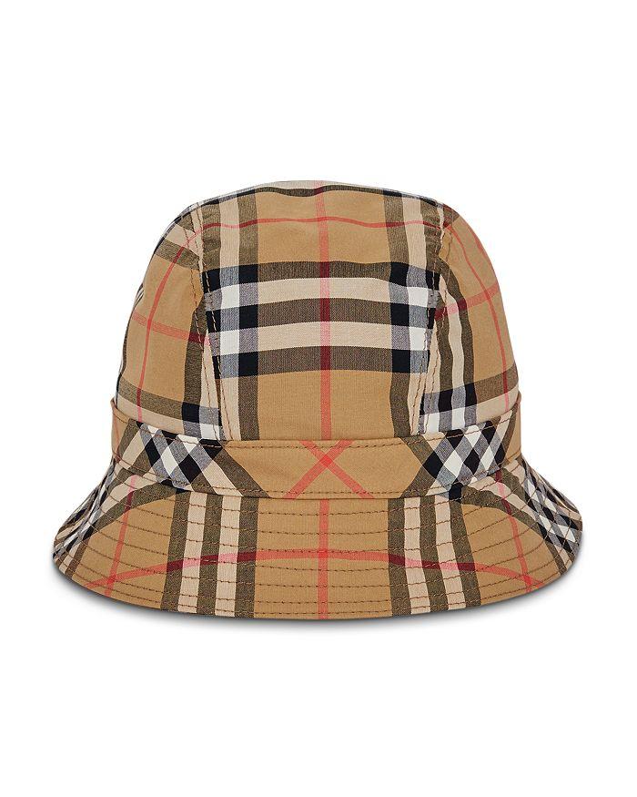 9015eebc72eb1 Burberry - Rainbow Check Bucket Hat