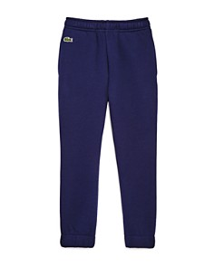 Lacoste - Boys' Fleece Jogger Pants - Little Kid, Big Kid