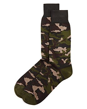 The Men's Store at Bloomingdale's - Camo Socks - 100% Exclusive