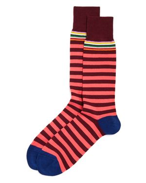 Paul Smith Multi-Stripe Socks