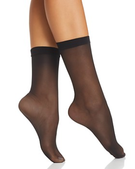 Fogal - All Nude Sheer 10 Denier Ankle Socks
