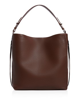 ALLSAINTS - Vincent Medium Leather Tote