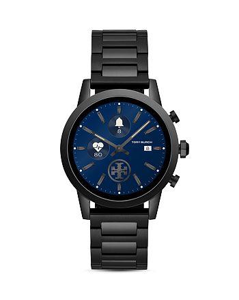 Tory Burch - The Gigi Black Touchscreen Smartwatch, 40mm