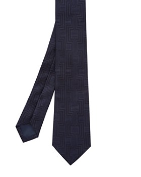 Ted Baker - Trippy Cufflinks & Silk Classic Tie Gift Set