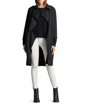 ALLSAINTS - Bexley Mac Trench Coat