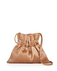 Street Level - Metallic Dainty Crinkle Bag