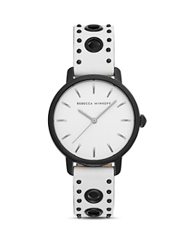 Rebecca Minkoff - BFFL Grommet Strap Watch, 36mm