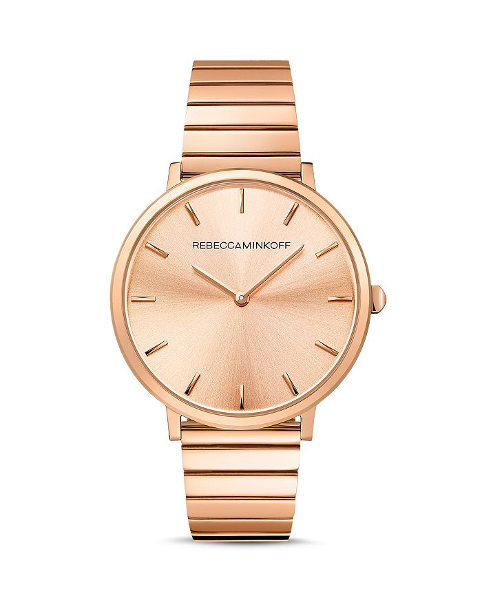 Rebecca Minkoff MAJOR LINK WATCH, 35MM