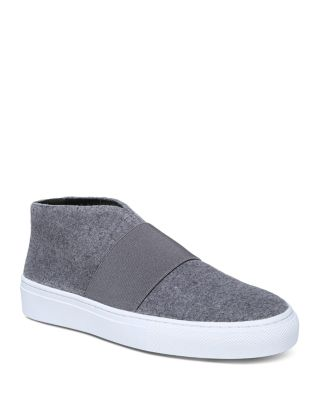 Women's Sayer Round Toe Wool Slip On Sneakers by Via Spiga