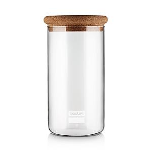 Bodum Yohki 68 oz. Storage Jar with Cork Lid
