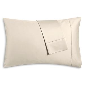 Hudson Park 600TC Sateen Solid Standard Pillowcase, Pair - 100% Exclusive