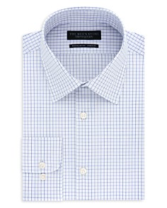 The Men's Store at Bloomingdale's - Tattersall-Check Slim Fit Dress Shirt - 100% Exclusive