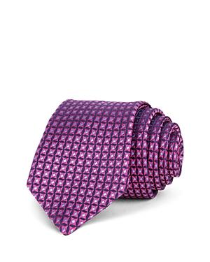 Ted Baker Lattice Square Silk Classic Tie