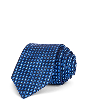 Ted Baker Lattice Square Silk Classic Tie