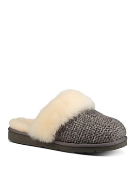 UGG® - Women's Cozy Knit Slippers ...
