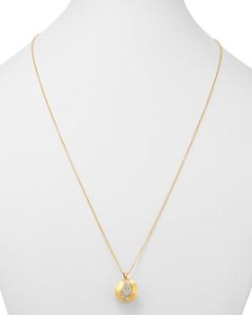 Marco Bicego - 18K Yellow Gold Africa Constellation Diamond Pendant Necklace, 31.5""